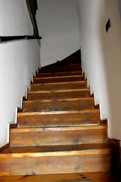 Οι εσωτερικές σκάλες